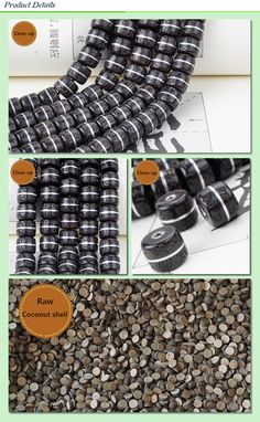 9x7mm natural coconut aluminum engrave logo metal beads, View engrave beads, Bios Product Details from Dongguan Bai Yeye Accessories Co., Ltd. on Alibaba.com