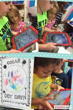 """Christina Hernandez on Twitter: """"Ss enjoyed using the Quiver app to watch their…"""