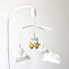Losse muziekmobiel hangers Dodi for Kids Volkswagen, Little Ones, Hanger, Creations, Kids, Bebe, Bedroom, Gifts, Young Children
