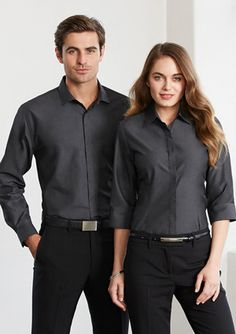 Always look smart and ahead in your work to wear corporate uniforms. Clever Designs offers corporate apparels for men, women and kids in Australia. Corporate Uniforms, Staff Uniforms, Uniform Shirts, Work Uniforms, Sports Uniforms, Scrubs Uniform, Hotel Uniform, Office Uniform, Uniform Ideas