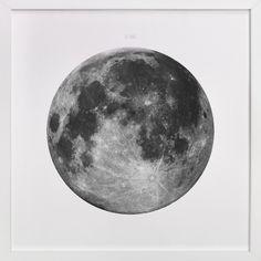 La Luna by Keri Chubb at minted.com