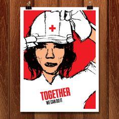 Together We Can Do It by Marlena Buczek Smith