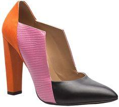 Balenciaga Heel in Multicolor (black)