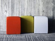 POUF Hocker  Design Softline Immer komfortabel - sofort einsatzbereit. Der Hocker Pouf von Softline ist die einfachste, handlichste und praktischste Sitzgelegenheit der Welt. Hochwertig, weich...