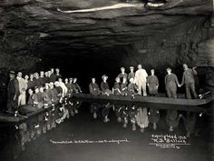 Giant Human Skeletons: Nephilim Skeleton Found in Mammoth Cave Kentucky