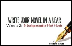 Welcome to week 32 of Anthony's series that aims to help you write a novel in a year. Read last week's post here. Goal setting Continue writing the scenes or chapters of your novel. Breaking...