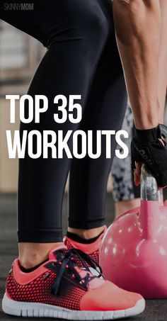 Top workouts for every fitness level!