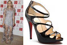 Diane Kruger in Christian Louboutin - ShoeRazzi