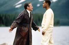 Robin Williams: A Life In Pictures - What Dreams May Come, 1998.