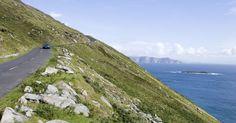 A drive on Achill Island