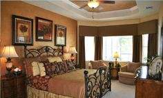 Southwest Florida - Riverstrand Master Bedroom