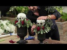 Halloween Skulls Arrangement