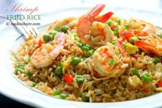 Shrimp Fried Rice | Cook n' Share - World Cuisines