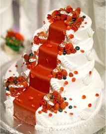 ウェディングケーキ - Google 検索
