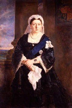 Reina Victoria-I_1819-1901.Tras su fallecimiento Gran Bretaña comenzó a disfrutar de la vida alegre.