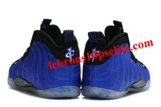 b1e7195e54f Penny Hardaway Shoes Nike Air Foamposite One Dark Neon Royal