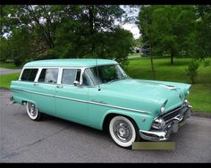 1955 Ford Country Sedan Wagon. ★。☆。JpM ENTERTAINMENT ☆。★。