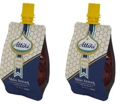 2 PCS Attiki GREEK HONEY 100 gr ( 2 x 100gr ) - PACK SMART #Attiki #Greekhoney