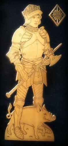 Richard III Society Plaque