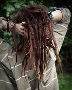 dreads; always wanted them