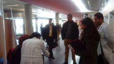 """Lovexair celebró el """"Día Mundial de la EPOC"""" junto a los usuarios del Hospital 12 de Octubre de Madrid."""