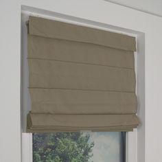 Sonnenschutz Am Fenster Mit Einem Passenden Raffrollo Nach Maß | Hier In  Mocca U003eu003eu003e
