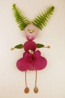 Miranta's little garden: plant creations