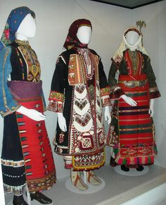 Folk Costumes, Benaki Museum, Athens, Greece   Flickr - Photo Sharing!