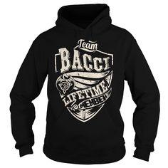 Team BACCI Lifetime Member (Dragon) - Last Name, Surname T-Shirt