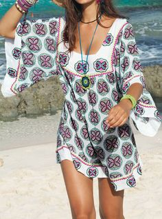 Cute cover-up .... hurry up summer!