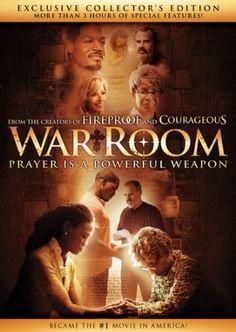 War Room, Exclusive Collector's Edition DVD   -