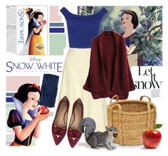 """Snow White"" by lindsaysarson ❤ liked on Polyvore featuring WearAll, STELLA McCARTNEY, Missoni, Charlotte Olympia, Palecek, women's clothing, women's fashion, women, female and woman"