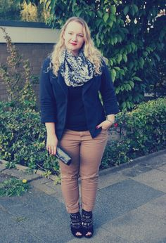 Curvy Life: Plus Size Outfit Day