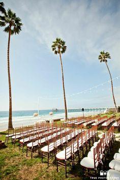 San Go Weddings Beach Scripps Seaside Forum First Comes Love And