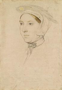 An unidentified woman c.1532-43