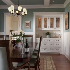 Built In Hutch Design Ideas, Pictures, Remodel, and Decor