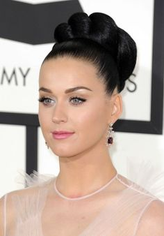 Katy Perry Grammys 2014 beautiful make up