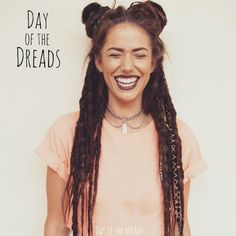 Day of the Dreads fake locks. Buy here! --> www.dayofthedreads.bigcartel.com