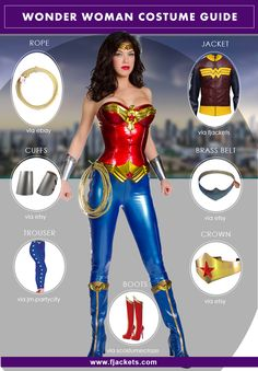 She is one of the most dominant members of the #JusticeLeague It's no wonder every girl out there wants a #WonderWoman #Costume
