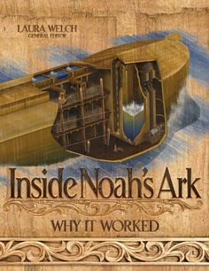 What details are actually revealed in the Bible concerning Noah's Ark? What do we know of the pre-Flood world? Did the skills exist during Noah's time for a boat like the Ark to be built? Discover the answers to these and many other questions about one of the most amazing accounts in history, and realize God's Word regarding the history of God's world is true!