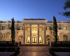 The lovely Palais des Anges in Beverly Hills, CA