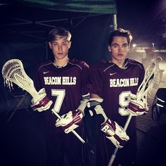 loving our new cast members and the fact that lacrosse is back! Get excited for season 4 with Mason Dye and Dylan Sprayberry! Teen Wolf Mtv, Teen Wolf Funny, Teen Wolf Boys, Teen Wolf Dylan, Teen Wolf Cast, Dylan O'brien, Dylan Sprayberry, Grimm, Teen Wolf Script