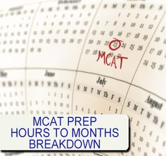 how to study for mcat in 1 month