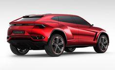 SUV Lamborghini