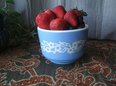 Vintage Harker Pottery Company Cameoware Dainty by TheHilltopShop, $12.95