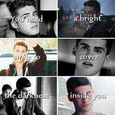 Theo...one of those hot psychos that TV Shows make... Why u do dis.. I cri ⌑ ⌑ ⌑ I don't get why people are hating on Cody Christian...some people need to understand that he is doing his job in acting, he's acting out the role! He's NOT Theo Raeken irl...some people need to understand this! Same goes for people hating on Shelly because they hate Malia...I just don't get it (´・_・`)