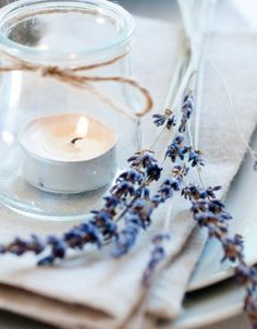 dried #lavender - one of my favorite scents.