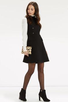 60s A Line Shift Dress