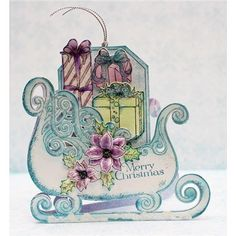 Heartfelt Creations Celebrate the Season 55 Piece Collection (146943) | Create and Craft
