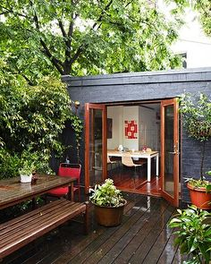 The inner north Melbourne Victorian terrace house of visual merchandiser Kate Delves, her husband and two daughters.